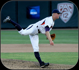 Scott Frazier Pepperdine RHP vs Stanford June 2nd 2012 - View similar at www.inspirationalpics.com | by Inspirational Pics