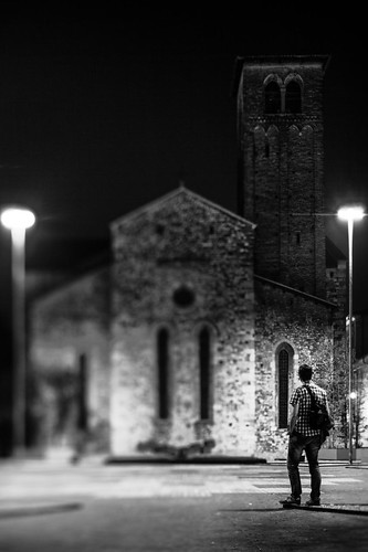 "Le 2 di notte - Two O'Clock in the morning - Udine Provincia TSE 02 | by ""Stròlic Furlàn"" - Davide Gabino"