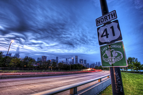 US41 Lake Shore Drive | by Christopher.F Photography
