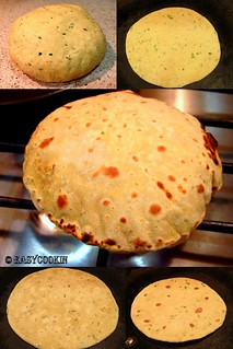Besan Ki Roti (Gram Flour Indian Bread) | by EasyCookinwithMolly