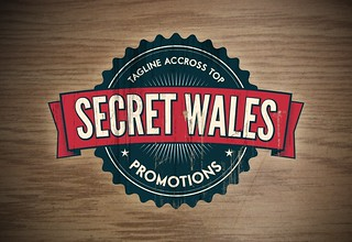 Secret Wales Promotions - Logo Design | by iRetouch Photo
