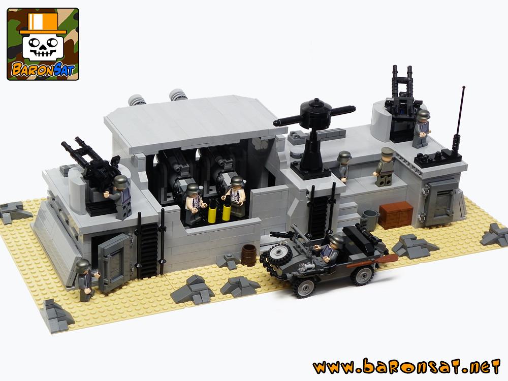 Coastal Defence Guns Bunker 02 My New Ww2 Custom Model T Flickr