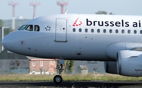 Brussels Airlines - Airbus 319 - OO-SSU - Brussels Airport | by samhaes
