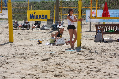 20120617 Beachvolleyball U20 DM Grimma | by WLK_G