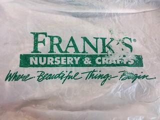 Franks Nursery Crafts Bag By B More