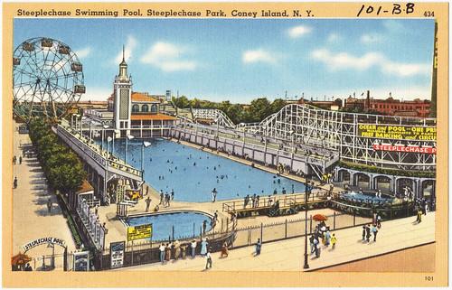 Coney Island Facilities Amusing The Million