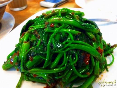 Garden Seafood Restaurant Tanjung Malim