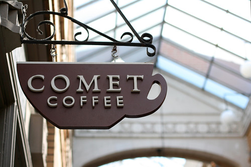 Comet Coffee | by lisibit