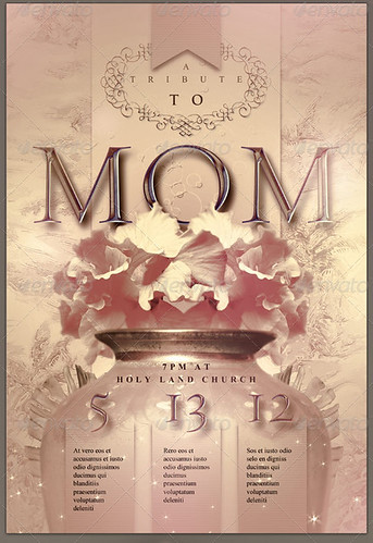 Tribute-to-mom-mother's-day-flyer-template-and-cd-cover-PREVIEW2 | by SeraphimChris