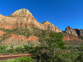 2012 Vacation 038 Evening at Zion National Park 01 | by prajuvikas
