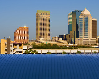 Early morning Tampa skyline | by andrewprice001