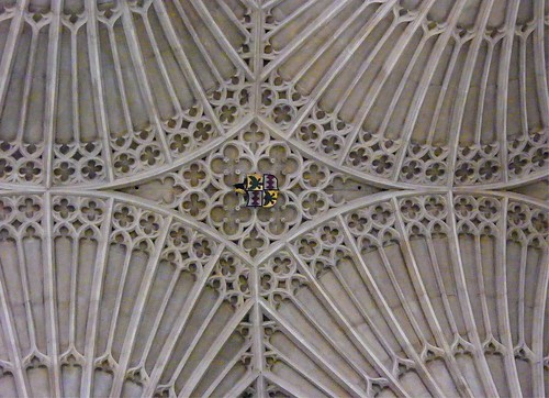 Patterns in Ceiling of Salisbury Cathedral | by Stanley Zimny (Thank You for 29 Million views)