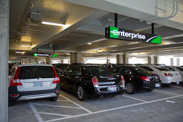 RCF: Enterprise's fleet