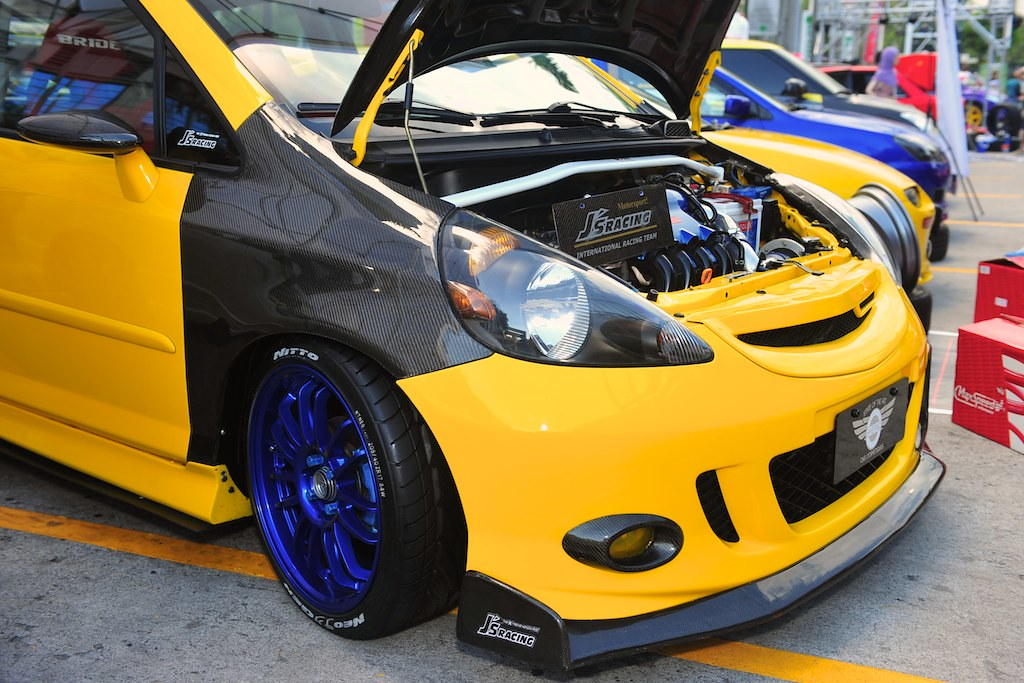 Automax Carshow 2012 Honda Fit Jazz Gd J S Racing Flickr