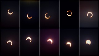 Solar Eclipse Phases, 21st May, Japan | by brishti 雨 (busy)