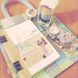 awesome MT day: MT tapes, MT book and MT bag! ✌ | by CC days