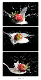 27/52  Creamy & Sticky Strawberry | by biel.b.c.