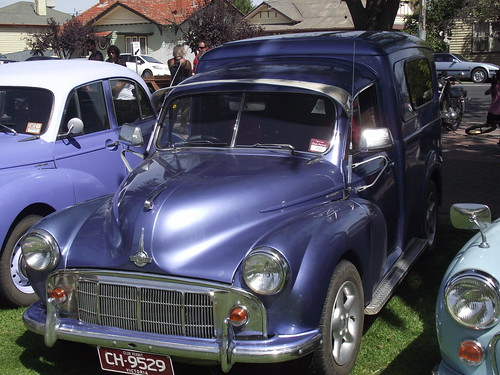 1954 Morris Minor Van | by Five Starr Photos ( Aussiefordadverts)