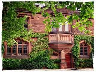 Door and Ivy of Princeton | by photomommom