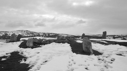 Tomanaverie Stone Circle | by monkeyiron