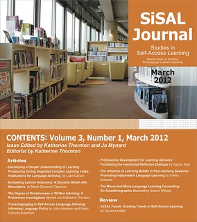 Special issue of SiSAL Journal | by Advising2011