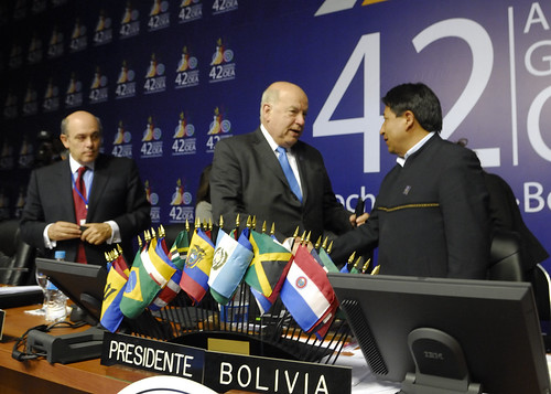 Closing of the General Assembly | by OEA - OAS