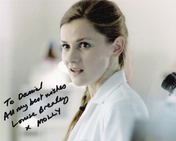 louise brealey doctor who