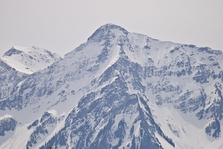 Snowy Mountain Peak | by The Webhamster