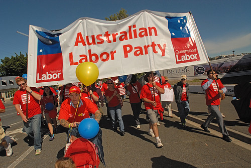Crowd | by QLDLabor