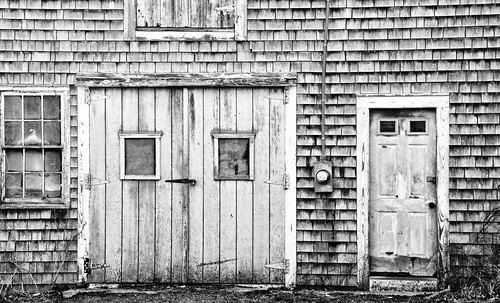 Old Garage | by Nancy de Flon