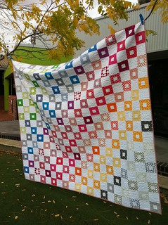 Colour Quilt | by One Green Apple