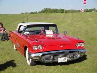59 Ford Thunderbird | by DVS1mn