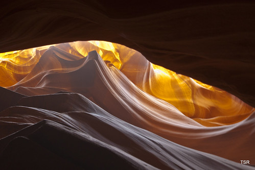 Light through the sandstone | by doveoggi
