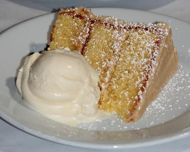 ORANGE COFFEE DREAM CAKE