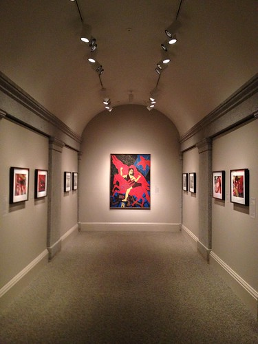 African American Art: Harlem Renaissance, Civil Rights Era, and Beyond (installation shot) | by americanartmuseum
