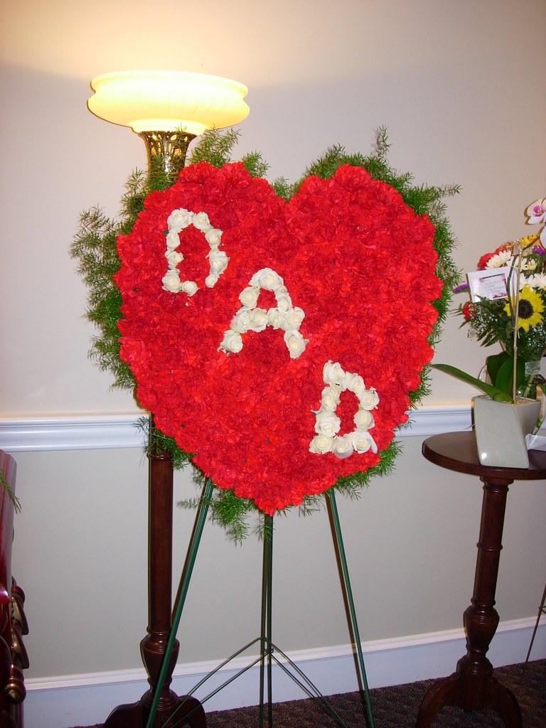 Dad funeral flower arrangement flower arrangments in a spr flickr dad funeral flower arrangement by docguy izmirmasajfo