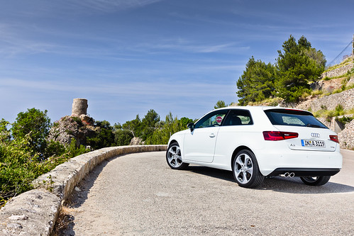 Audi A3 2013 back | by hmbautista