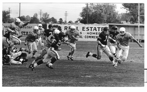 1960sFootballHirai | by The College of Idaho