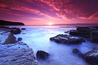 Turimetta Beach at Sunrise | by nancho (Away for a few days)