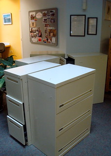 Filing Cabinets | by Pesky Library