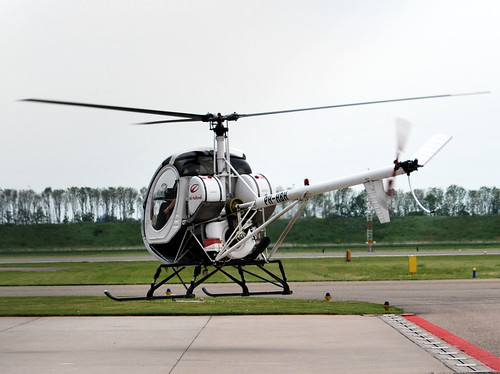 Heli Holland Helicopter Hughes 269C / 300C ( PH- HBH) at lelystad Airport | by ShotsOfMarion