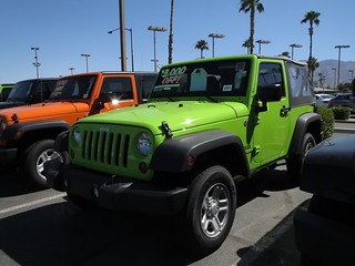 lime green jeep wrangler zombieite flickr. Black Bedroom Furniture Sets. Home Design Ideas