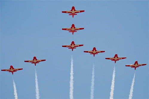 Snowbirds for all my Canadian friends!! | by ineedathis,The older I get the more fun I have....