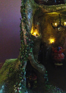 Fairy house dollhouse tree house :) | by Torisaur