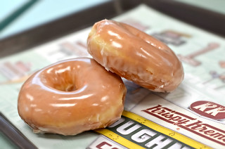 Have a nice Friday! ~ Krispy Kreme Donuts | by r.e. ~