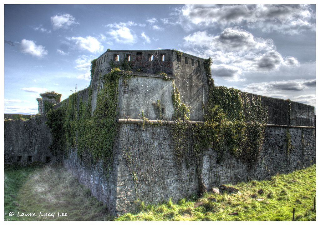 Magazine fort | Taken at IOP's HDR masterclass The Dublin ma