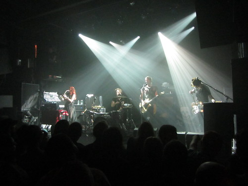 The Dandy Warhols at Irving Plaza. (White.) | by revbean