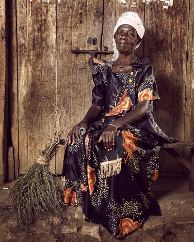 Portrait of  Nayitoni | by World Bank Photo Collection