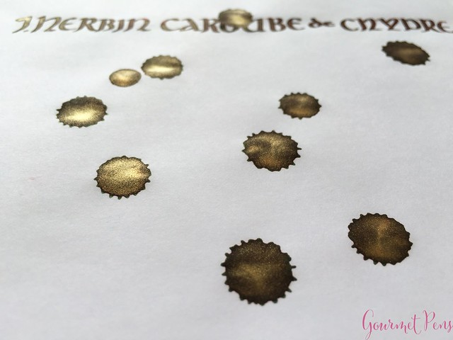 Ink Shot Review J. Herbin 1670 Caroube de Chypre @BureauDirect3728_WM