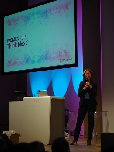 Microsoft event 'Women Think Next' on May 17